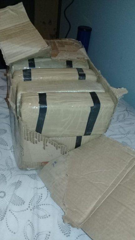 Detuvieron a tres hombres en la ruta con más de 14 kilos de cocaína de máxima pureza