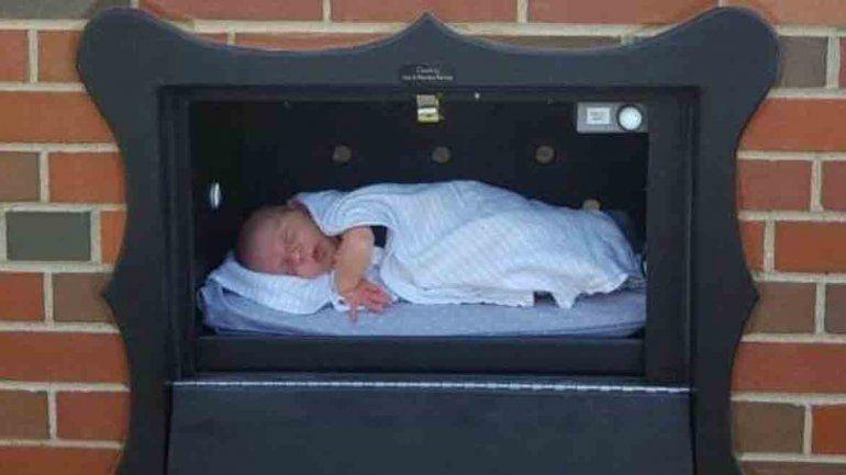 Instalaron buzones para los bebés no deseados y que el abandono sea seguro