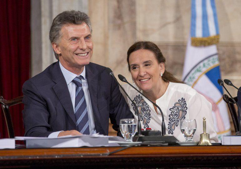 Michetti se enteró en Nueva York de que Pichetto integrará la fórmula con Macri