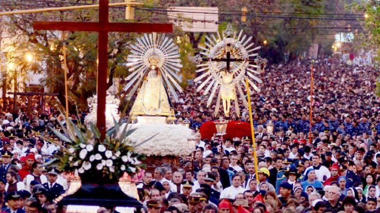 El Señor y la Virgen del Milagro llegan el sábado a Jujuy: todo el cronograma de actividades