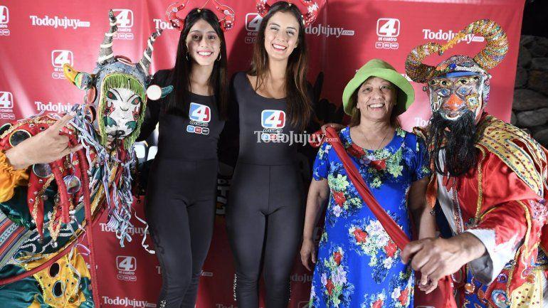 TodoJujuy.com en el Carnaval de Los Tekis 2019