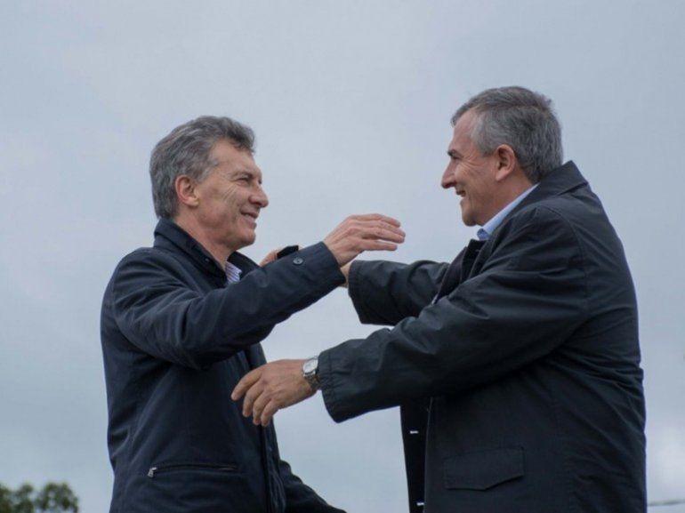 El Gobernador felicitó a Macri por el acuerdo del Mercosur con la Unión Europea