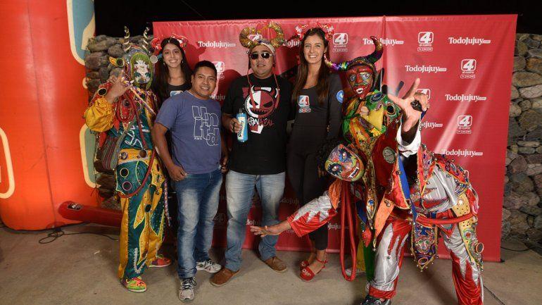 TodoJujuy.com en el Carnaval de Los Tekis 2019 (Parte 4)