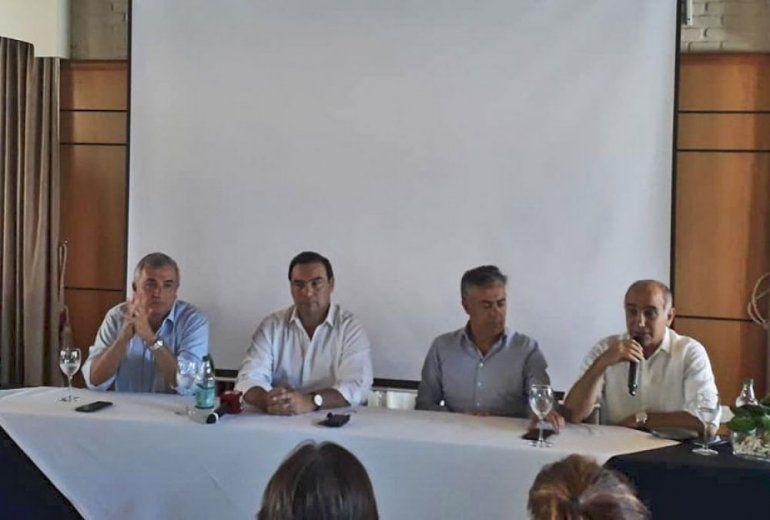 Cumbre en Corrientes