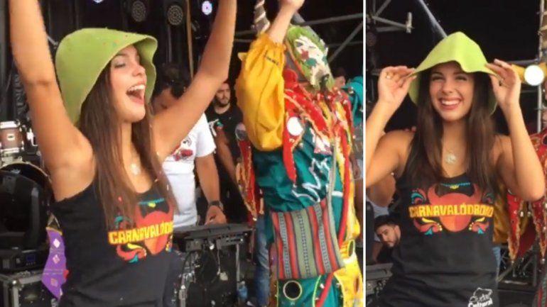 La Reina de la FNE fascinada con la provincia: No me quiero ir más de Jujuy