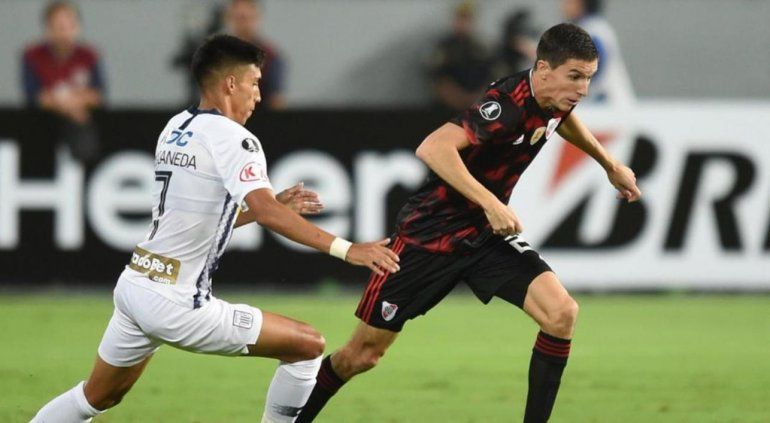 River empató 1 a 1 con Alianza Lima en Perú