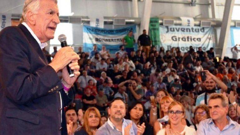 La Cámpora quiere un frente electoral con Massa, Cristina y los gobernadores del PJ