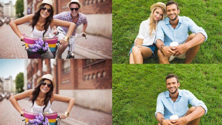 Ofrecen un nuevo servicio para borrar a tu ex de tus fotos