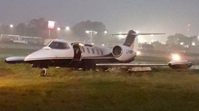 Un vuelo de Jujuy demorado por despiste en Aeroparque