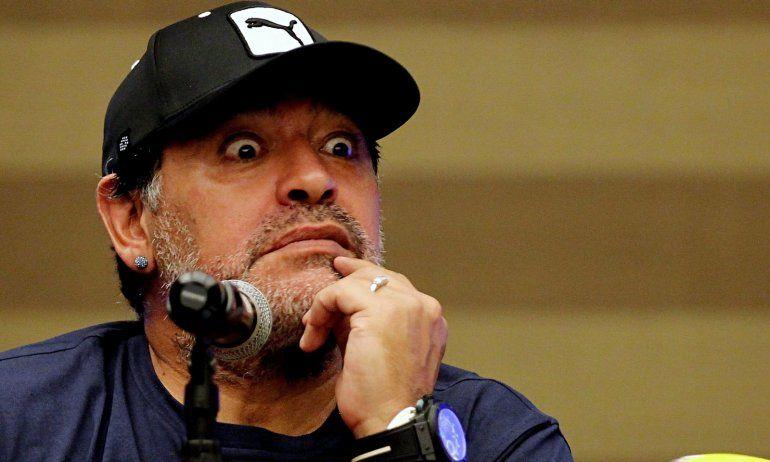 Diego Maradona tendría un cuarto hijo en Cuba