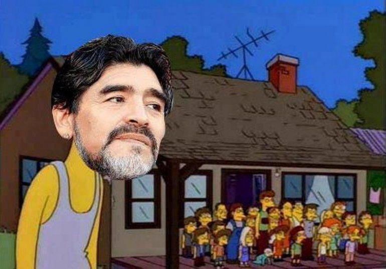 Se confirmó que Maradona tiene 3 hijos en Cuba y estallaron los memes