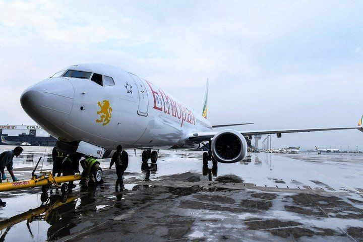 Cayó un avión en Etiopía seis minutos después de despegar: hay 157 muertos