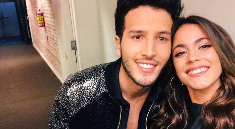 Tini Stoessel y Sebastián Yatra dieron indicios de una posible relación amorosa