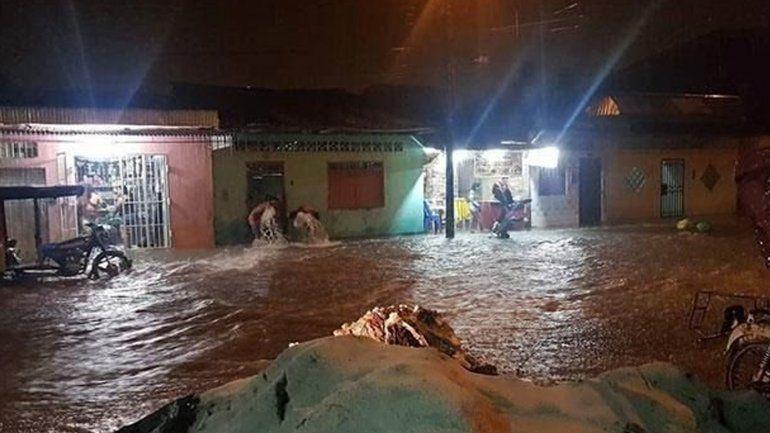 En Brasil se registraron al menos 12 muertos por un fuerte temporal