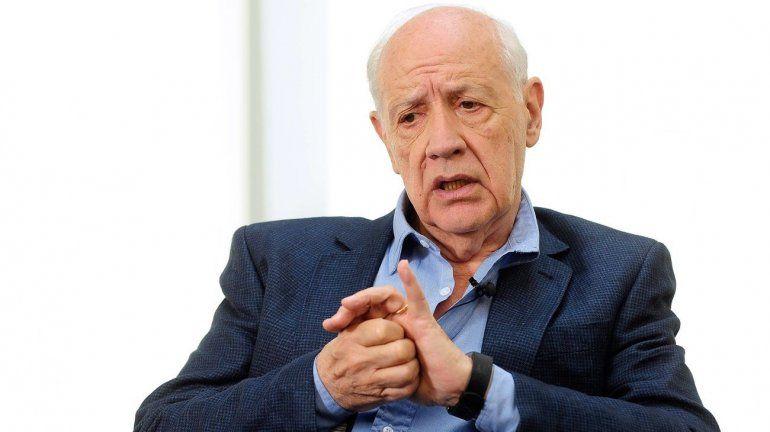 Lavagna criticó a Macri, rechazó el aborto legal y dijo que Tinelli quiere aportarle al país
