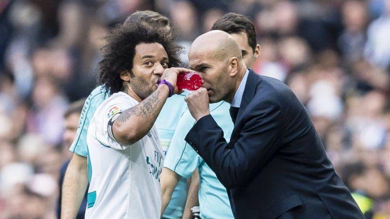 La continuidad de Marcelo, uno de los primeros pedidos de Zizou Zidane