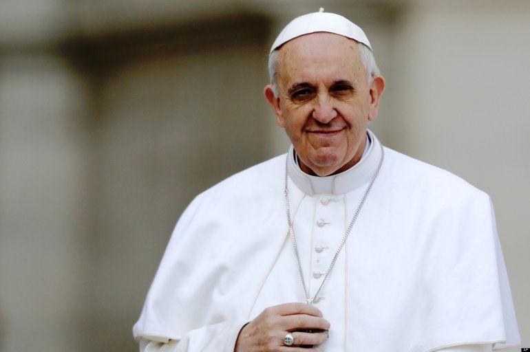 El papa Francisco dijo que espera visitar pronto la Argentina