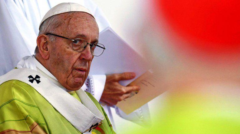 El Papa habló sobre la discriminación en Argentina: Vienen de la barbarie y se les llama bolitas