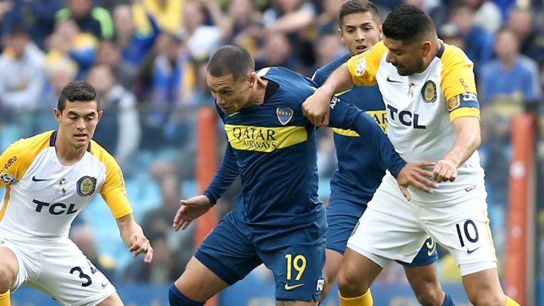 CONFIRMADO: Boca y Rosario Central ya tienen fecha para la Supercopa Argentina