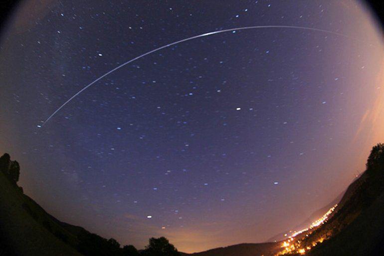 Un espectáculo en el cielo: en Jujuy y Salta se verá la Estación Espacial Internacional