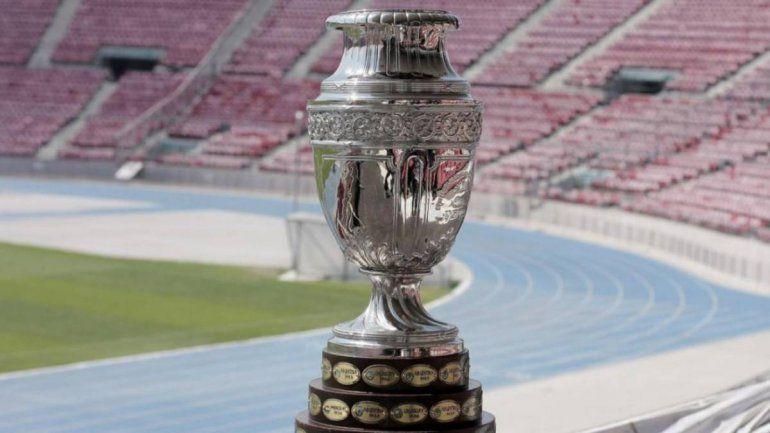 Argentina a un paso de ser la sede de la Copa América 2020