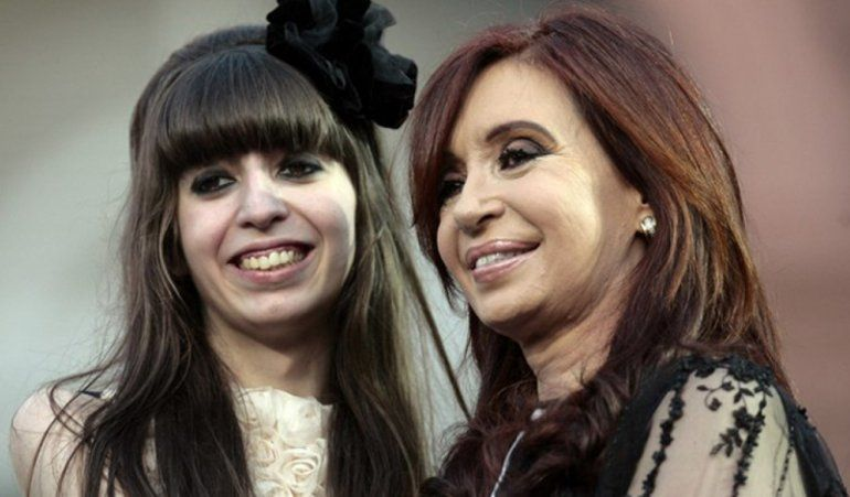 Cristina Kirchner: La salud de mi hija fue devastada por la persecución que sufre