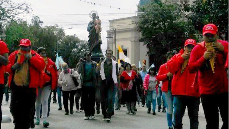San José Patrono y el Santísimo Salvador recorrerán Perico y la capital