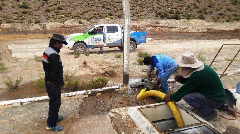 Se beneficiaron 300 familias de El Toro