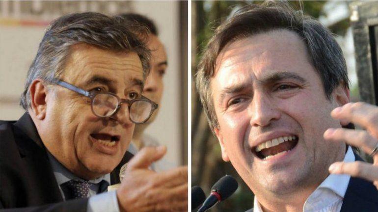 Macri y Morales trataron de bajarle el tono a la doble candidatura de Cambiemos a la gobernación de Negri y Mestre