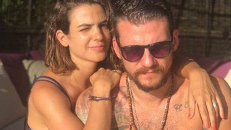Agustina Cherri está embarazada de su tercer hijo junto a Tomás Vera
