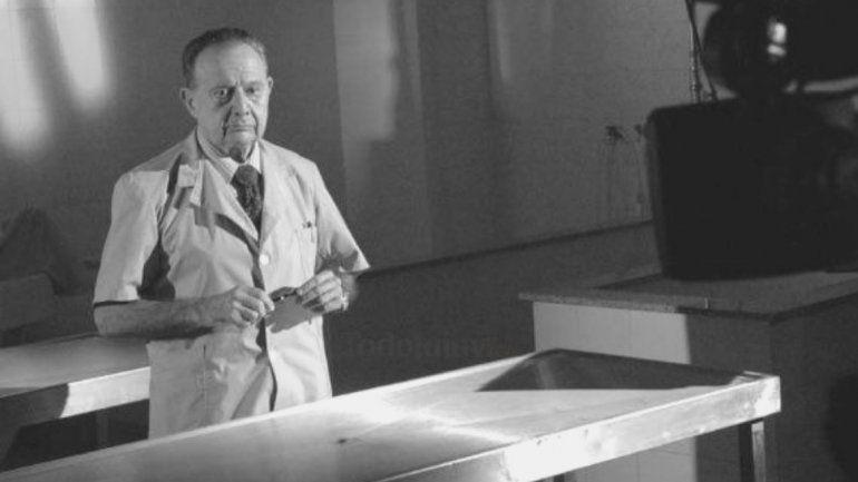 Hallan muerto al prestigioso forense Osvaldo Raffo