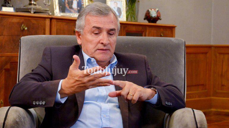 Hay tiempo para las candidaturas dijo Gerardo Morales