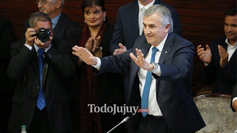 Gerardo Morales: Tenemos que trabajar todos juntos en los desafíos que tenemos como provincia