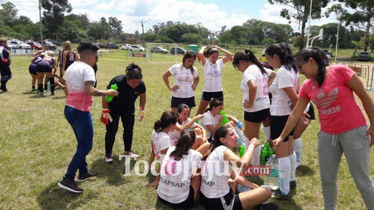 El equipo jujeño femenino perdió por penales: Colproba Violeta se quedó con el 1° puesto