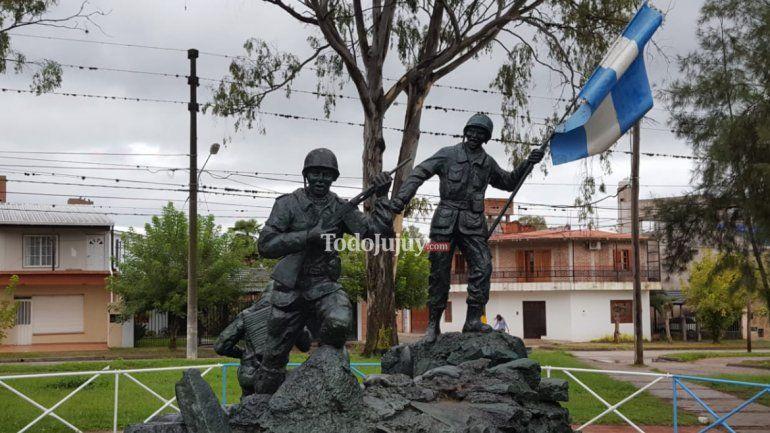Actividades por el Día del Veterano y  de los Caídos en Malvinas