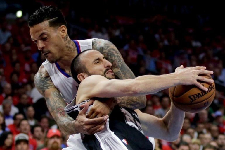 El último día de Manu Ginóbili en los Spurs de San Antonio