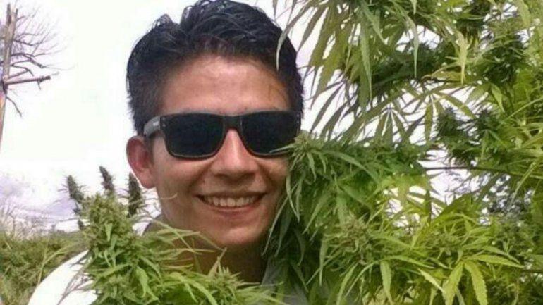 Estoy tranquilo, sólo busqué darle calidad de vida a esos niños dijo el jujeño acusado por producir aceite de cannabis medicinal