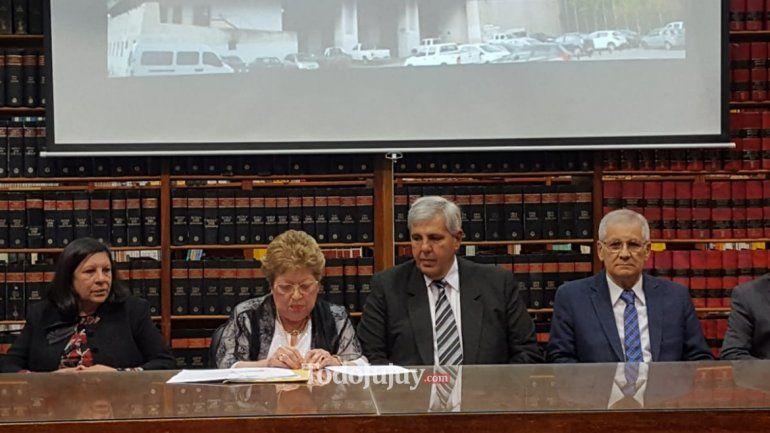 Realizaron la apertura del año judicial en provincia