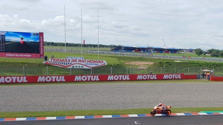 Márquez lo hizo otra vez y sigue siendo el rey del MotoGP