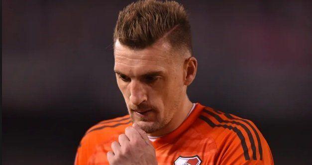 Preocupación en River: se confirmó la lesión muscular de Armani