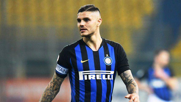 Roma quiere a Icardi y ofrecerá 40 millones de euros y un jugador para lograr el pase