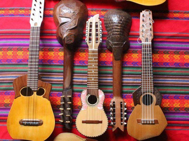 Este viernes habrá un concierto de charangos jujeños en Buenos Aires