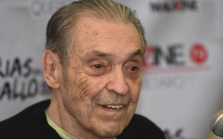 Murió el poeta y cantante Alberto Cortez