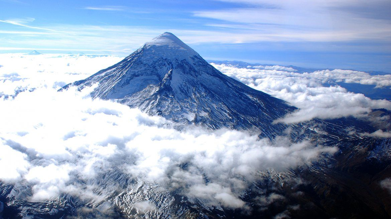 Volcán Lanin - Neuquén