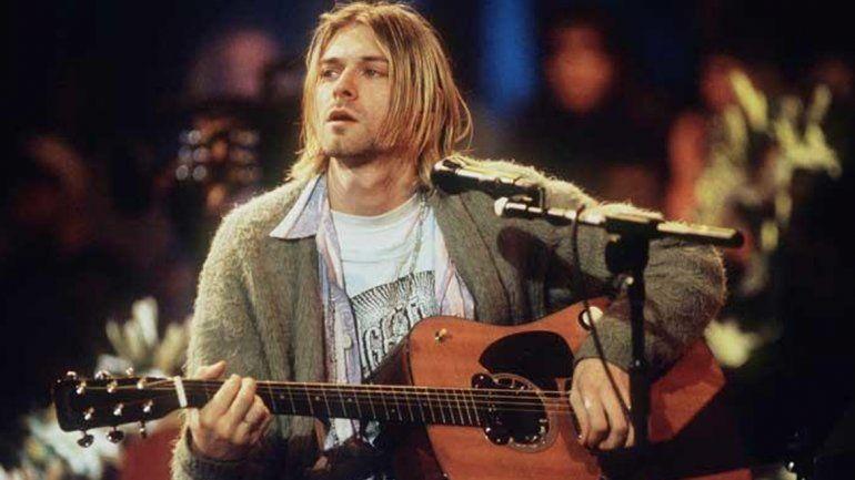 Hace 25 años moría Kurt Cobain, el líder de Nirvana que entró al famoso Club de los 27