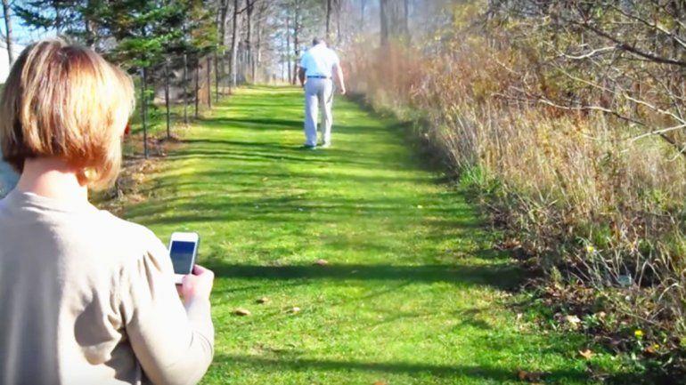 Crearon zapatos con GPS para monitorear a ancianos y personas con alzheimer
