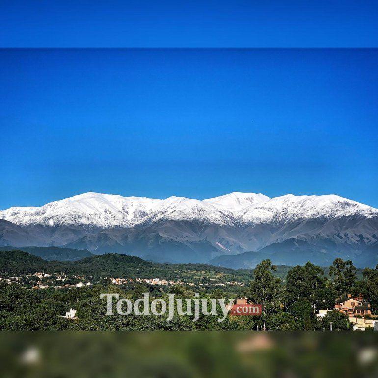 Jujuy con nieve