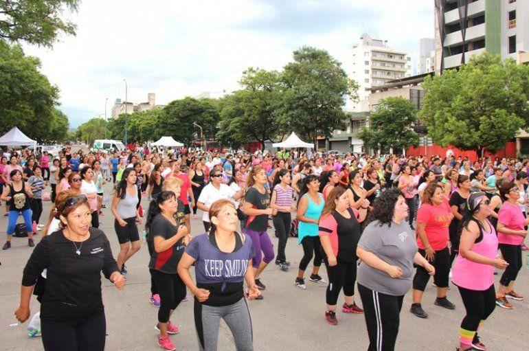 Fiesta del deporte en Ciudad Cultural