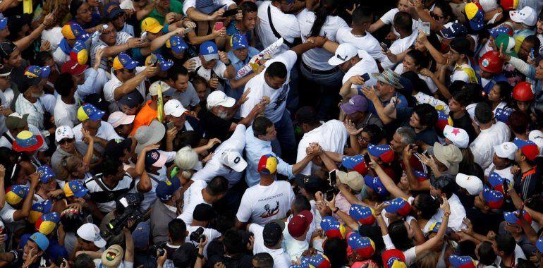 Guaidó en Maracaibo