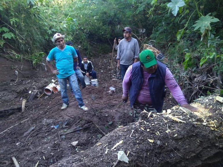 Caso María Machuca: mas de 150 personas continúan con la búsqueda de la jóven